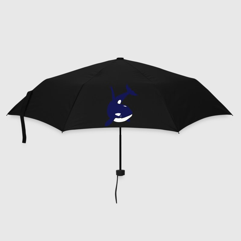 orca whale killer whale dolphin blackfish ocean - Umbrella (small)