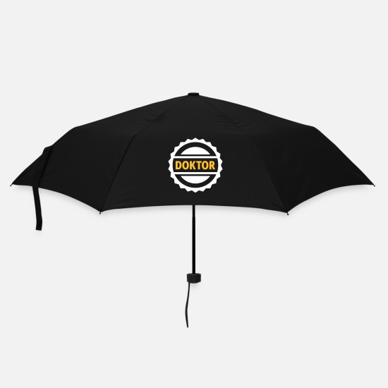 Doctor Umbrellas - Doctor - Umbrella black