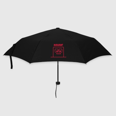 Mr. Nerd - Umbrella (small)