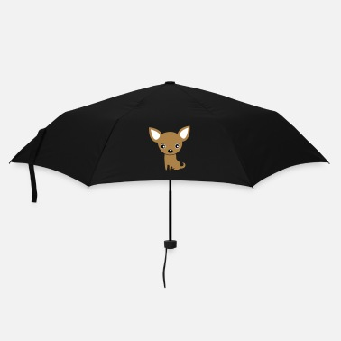 Animal Lover Funny Cute Baby Chihuahua / Dog - Umbrella