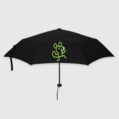 Stick Mouse! by Cheerful Madness!! - Umbrella (small)