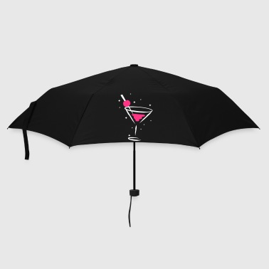 cocktail glass - Umbrella (small)