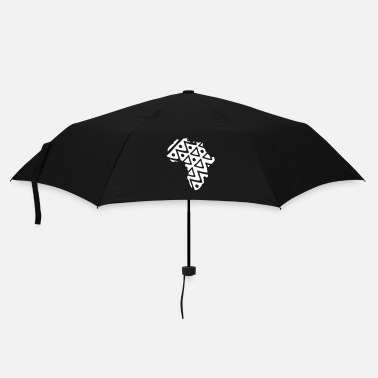 Designer African Design 12 - Umbrella (small)