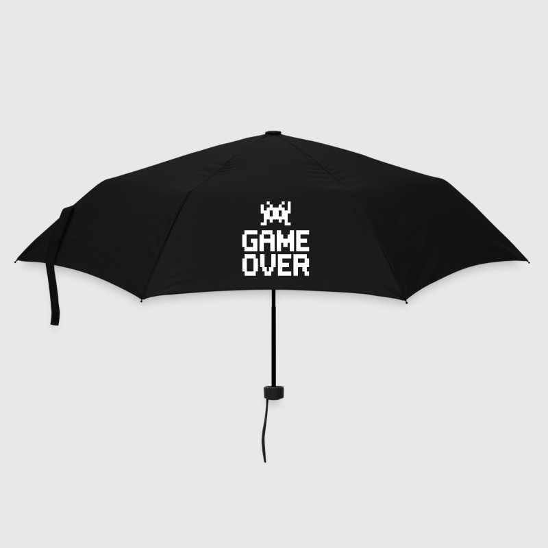 game over with sprite - Umbrella (small)