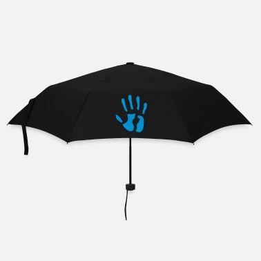Year Hand - date of birth - 5 years - Umbrella