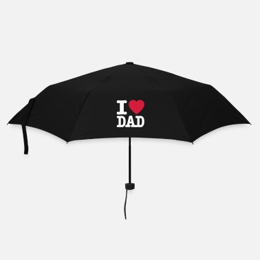 Daddy i love dad DE - Regenschirm