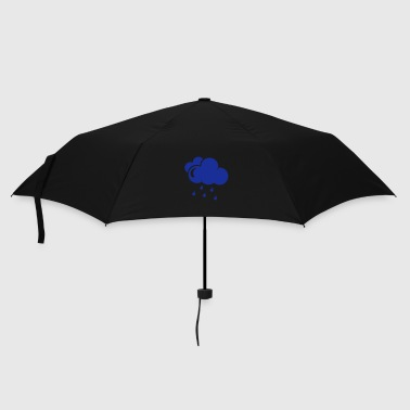 Cloud with rain drops - Umbrella (small)