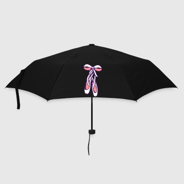 Shoe Ballet shoes with satin ribbon - Umbrella (small)