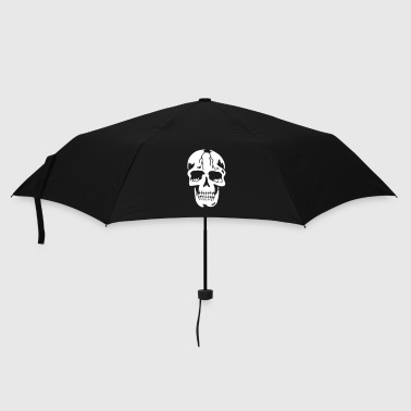 Skull And Crossbones skull schädel pirat totenkopf - Umbrella (small)