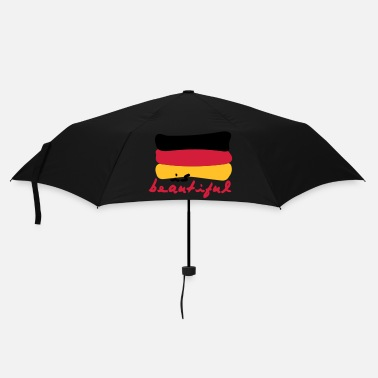 National Germany is beautiful - Regenschirm