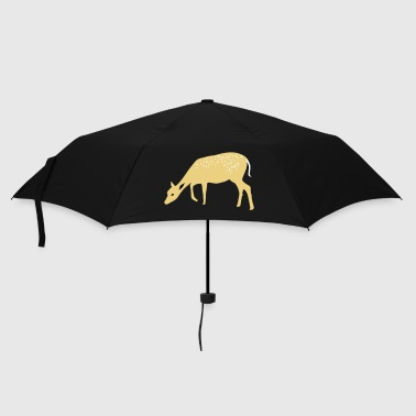 Antler Roe deer Rehkids - Umbrella (small)
