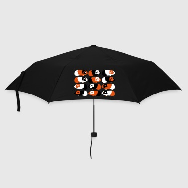 guinea pigs v - Umbrella (small)