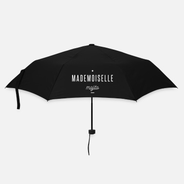 Montagne mademoiselle mojito - Parapluie standard