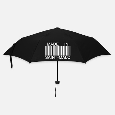 Ville Made in Saint-Malo 35 - Parapluie standard