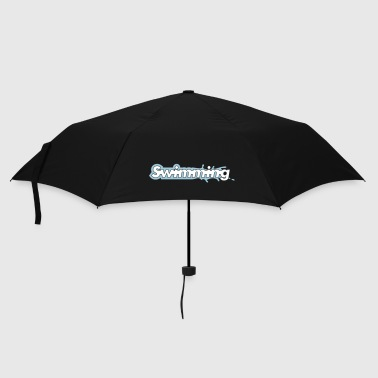 Swim Swimming - Umbrella (small)