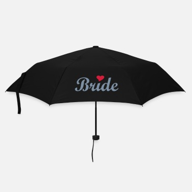 Wedding Bride (wedding, honeymoon) - Umbrella (small)