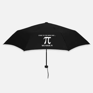 Pi come_to_the_nerd_side - Parapluie standard