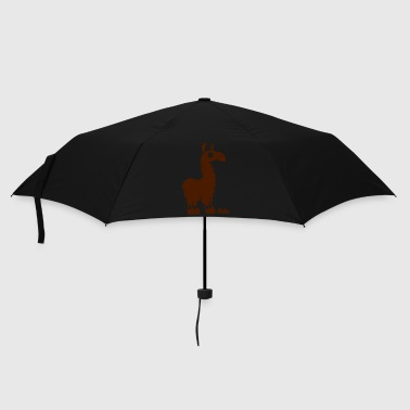 Lama (c) - Umbrella (small)