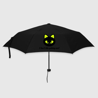Black Cat - Umbrella (small)