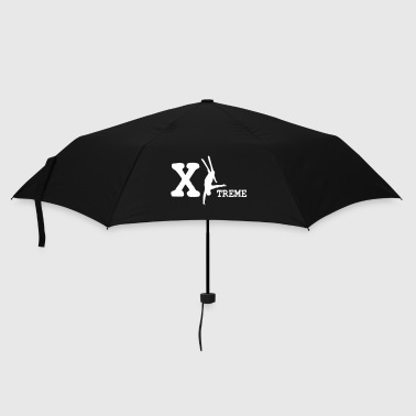 xtreme skiing - Umbrella (small)