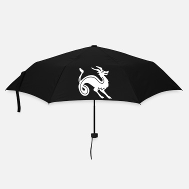 Dragon chinese dragon - Umbrella (small)