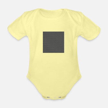 Carbon Carbon - Organic Short-Sleeved Baby Bodysuit