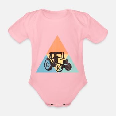 b3a3ff40b Bestill Traktor Babyklær på nett   Spreadshirt