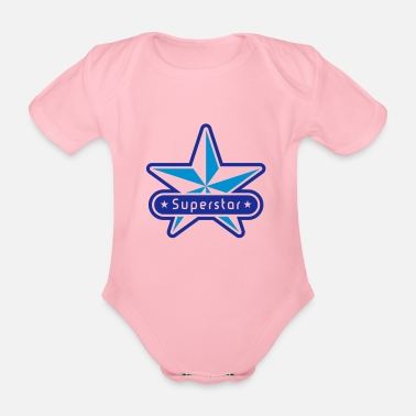 Superstar Superstar (2C) - Baby Bio Kurzarmbody