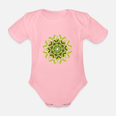 Hippie path7202 - Baby Bio Kurzarmbody