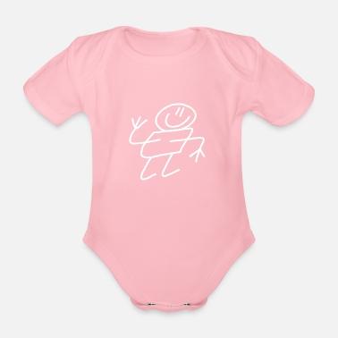 Ordina Online Body Neonato Con Tema Omini Stilizzati Spreadshirt