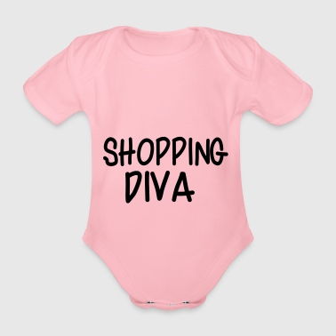 Shopping - Økologisk kortermet baby-body