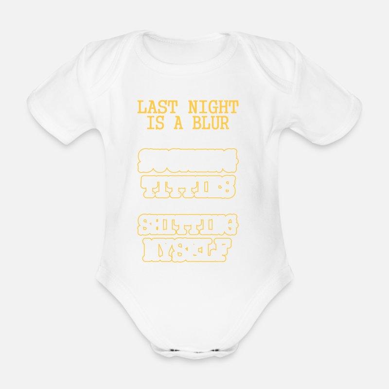 Onwijs Grappige baby onesie rompertje tekst Rompertje met korte mouwen TT-63