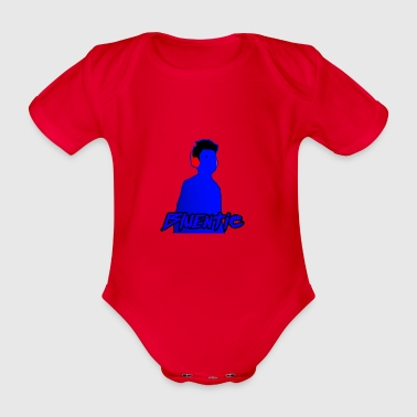 Bluentic T-shirt - Body bébé bio manches courtes
