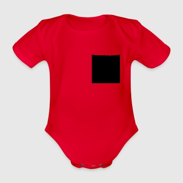 pocket12 - Organic Short-sleeved Baby Bodysuit