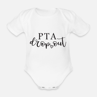 Parents parents - Organic Short-Sleeved Baby Bodysuit
