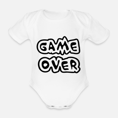 Game Over Game Over - Vauvan lyhythihainen body