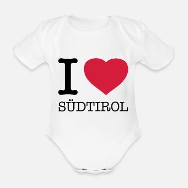 ebd4a6bf I LOVE SÜDTIROL Langarmet baby T-skjorte | Spreadshirt