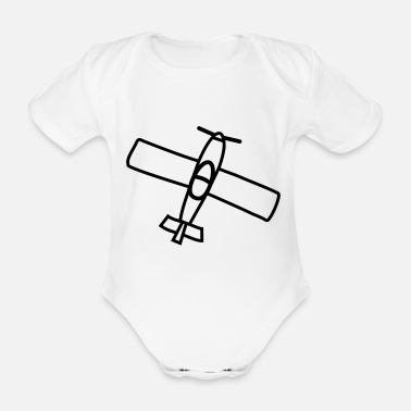 Small Small Airplane - Vauvan lyhythihainen body