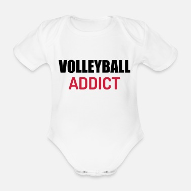 Volley Volleyball - Volley Ball - Volley-Ball - Sport - Vauvan lyhythihainen body