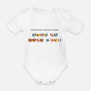 PICK UP YOUR SHIT - Organic Short-Sleeved Baby Bodysuit