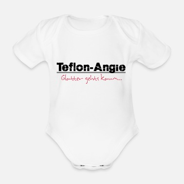 Government government - Organic Short-Sleeved Baby Bodysuit