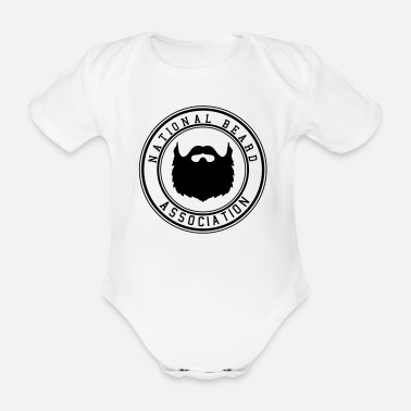 Association Association nationale Barbe - Body Bébé bio manches courtes