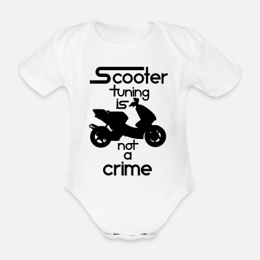 Crime Scooter tuning is not a crime! Vol. III HQ - Baby Bio Kurzarmbody