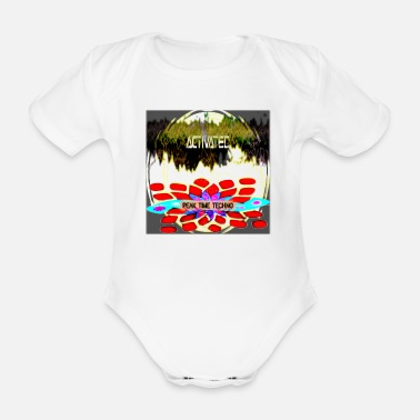 Hardstyle Activated Peak Time Techno - Baby Bio Kurzarmbody