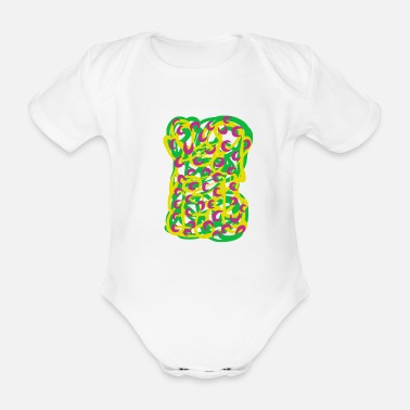 Graphic Art graphic art spring - Baby Bio Kurzarmbody