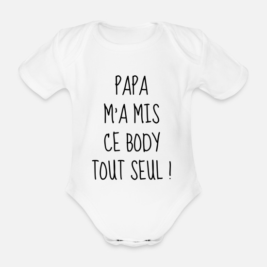 b335096f4df23 Naissance Vêtements Bébé - Bébé - Naissance - Grossesse - Papa - Maman -  Baby -