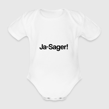 t-shirt bachelorette party jga gift - Organic Short-sleeved Baby Bodysuit