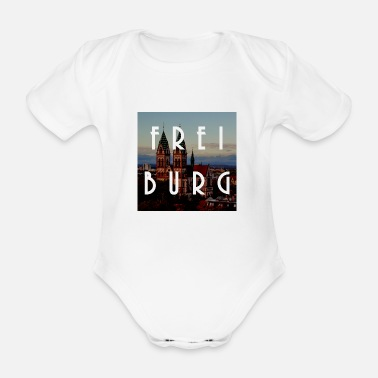 suchbegriff 39 freiburg 39 baby bodys online bestellen spreadshirt. Black Bedroom Furniture Sets. Home Design Ideas