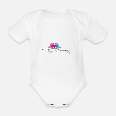 Bride To Be Valentine's Day Engagement Marriage Wedding Love Heart - Organic Short-sleeved Baby Bodysuit
