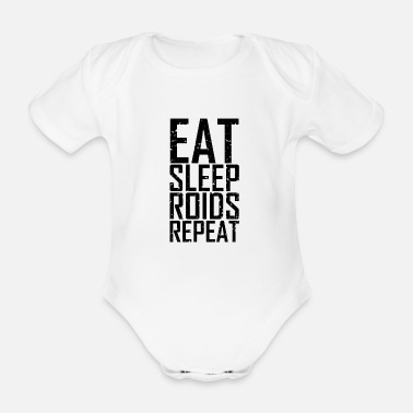 Anabolic Steroids Fitness steroids - Organic Short-Sleeved Baby Bodysuit